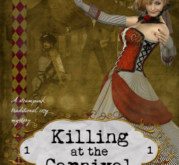 A light read: Steampunk book review  of 'Killing at the Carnival' by L.A Nisula